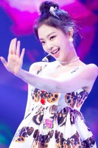 BLACKPINK Jennie SBS Inkigayo 5 August 2018 good bye stage
