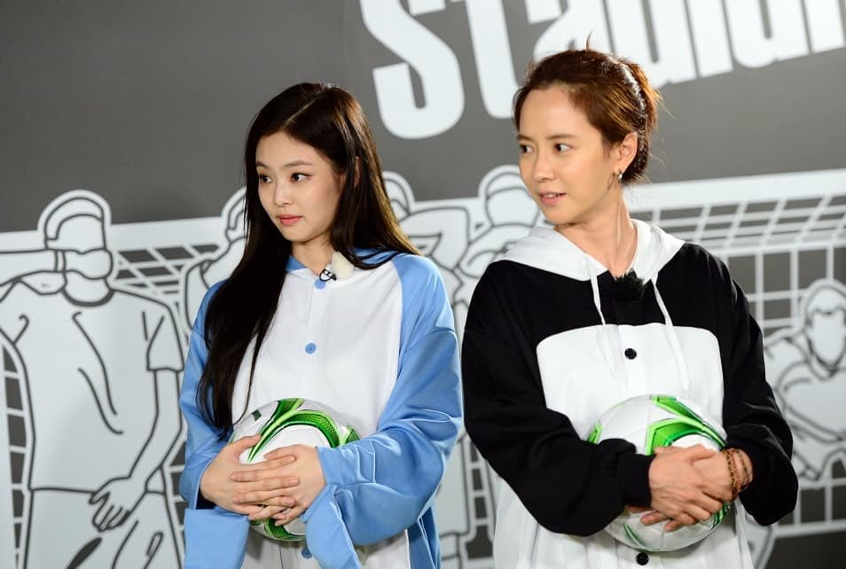 BLACKPINK Jennie SBS Running Man Episode 413 engsub