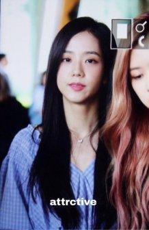 BLACKPINK Jisoo Airport Photo 18 August 2018 Incheon 17