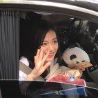 BLACKPINK Jisoo Car Photos Inkigayo 5 August 2018 good bye stage 5