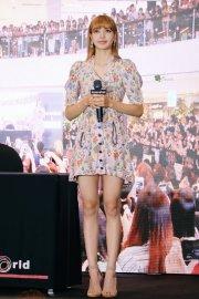 BLACKPINK LISA moonshot central world fansign event bangkok thailand 120