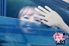 BLACKPINK Lisa Car Photos MBC Music Core 4 August 2018-1