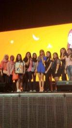 BLACKPINK Lisa Meet and Greet Indonesia stage 11