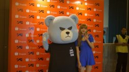 BLACKPINK Lisa meet and greet Jakarta Indonesia krunk 7