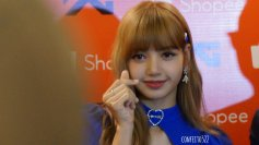 BLACKPINK Lisa meet and greet Jakarta Indonesia press 5
