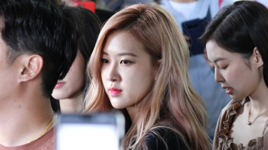 BLACKPINK Rose Airport Photo 18 August 2018 Incheon 8