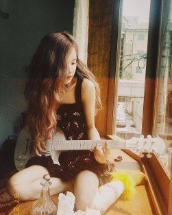 BLACKPINK Rose behind the scenes Dazed Korea Magazine 13