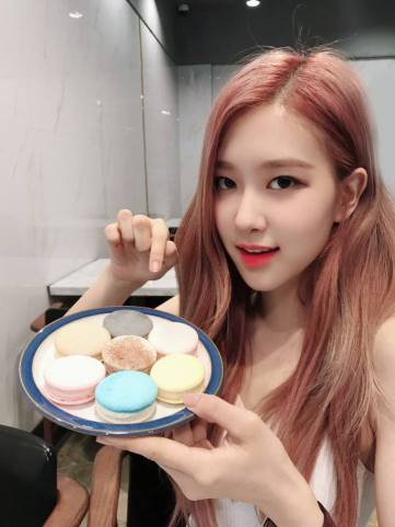 BLACKPINK Rose tvn wednesday food talk