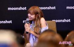 Day 1 BLACKPINK Lisa moonshot fansign event Bangkok Thailand 151