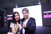 Day 1 BLACKPINK Lisa moonshot fansign event Bangkok Thailand 185
