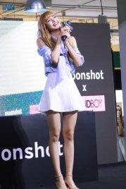 Day 1 BLACKPINK Lisa moonshot fansign event Bangkok Thailand 42