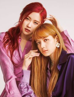 English Translation BLACKPINK WWD Beauty Japan Magazine Photoshoot