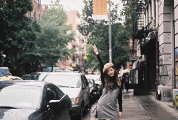 1-BLACKPINK Jisoo Instagram Photo 29 September 2018 New York