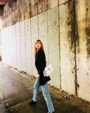 12-BLACKPINK Lisa Instagram Photo 12 September 2018 New York