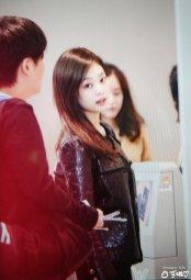 14-BLACKPINK Jennie Airport Photos Incheon to Paris Fashion Week