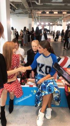 15-BLACKPINK Lisa Michael Kors New York Fashion Week 2018