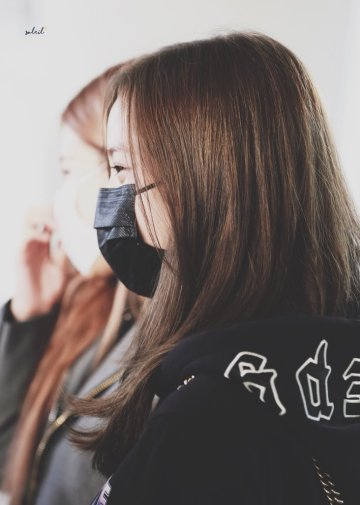 18-BLACKPINK Jisoo Airport Photo Incheon Seoul From New York