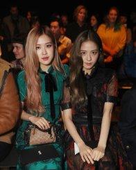 18-BLACKPINK Jisoo Rose COACH New York Fashion Week 2018