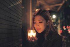 2-BLACKPINK-Rose-Instagram-Photo-23-September-2018-candle-new-york