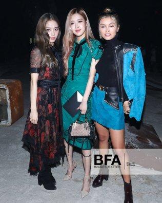 21-BLACKPINK Jisoo Rose COACH New York Fashion Week 2018