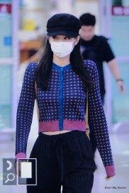27-BLACKPINK-Jennie-Airport-Photo-Gimpo-19-September-2018-hat