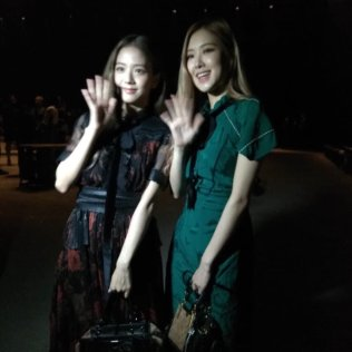 27-BLACKPINK Jisoo Rose COACH New York Fashion Week 2018