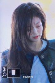 28-BLACKPINK Jennie Airport Photos Incheon to Paris Fashion Week