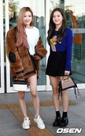 28-BLACKPINK Rose Airport Photo Incheon New York Fashion Week