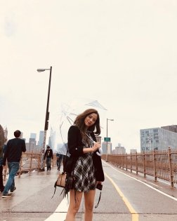3-BLACKPINK Jisoo Instagram Photo 12 September 2018 New York