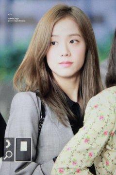31-BLACKPINK Jisoo Airport Photo 17 September 2018 Gimpo to Japan