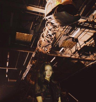 4-BLACKPINK Jisoo COACH New York Fashion Week 2018