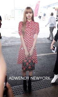 43-BLACKPINK Lisa Michael Kors New York Fashion Week 2018