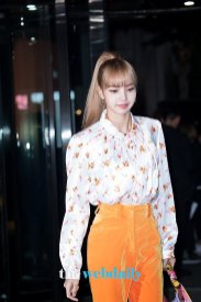 46 BLACKPINK Lisa Mulberry Seoul Event 6 September 2018