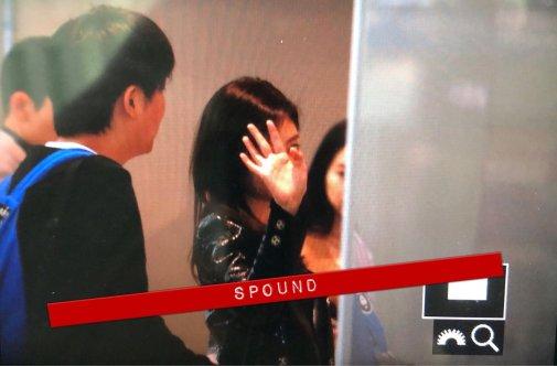 5-BLACKPINK Jennie Airport Photos Incheon to Paris Fashion Week