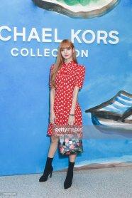 59-BLACKPINK Lisa Michael Kors New York Fashion Week 2018