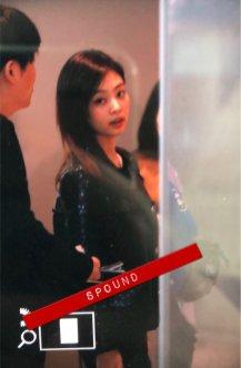 6-BLACKPINK Jennie Airport Photos Incheon to Paris Fashion Week