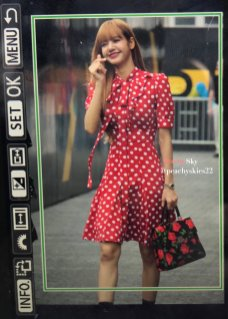 69-BLACKPINK Lisa Michael Kors New York Fashion Week 2018