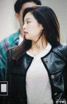 7-BLACKPINK Jennie Airport Photos Incheon to Paris Fashion Week