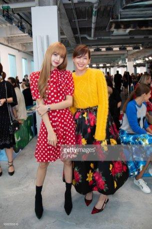 79-BLACKPINK Lisa Michael Kors New York Fashion Week 2018
