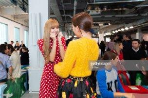 81-BLACKPINK Lisa Michael Kors New York Fashion Week 2018