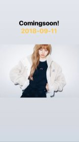 BLACKPINK-Lisa-nonagon-2nd-collaboration-coming-soon september 11