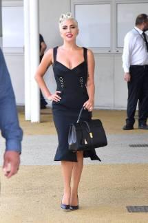 Lady Gaga Celine Handbag 2