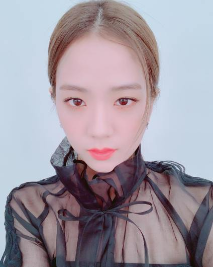 1-BLACKPINK Jisoo ADEKUVER Launch Event 11 October 2018 Instagram