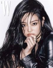 1-HQ-BLACKPINK Jennie W Korea Magazine November 2018 Issue