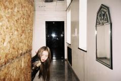 14-Behind The Scene BLACKPINK Jisoo Rose Vogue Korea November Issue