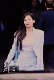 15-BLACKPINK Jennie Chanel Paris Fashion Week Fansite Photos