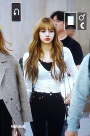 18-BLACKPINK-Lisa-Airport-Photo-10-October-2018-From-Japan