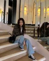 2-BLACKPINK Jennie Instagram Photo 2 October 2018 Paris