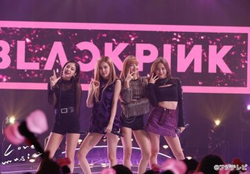 2-BLACKPINK Love Music Show Japan Instagram