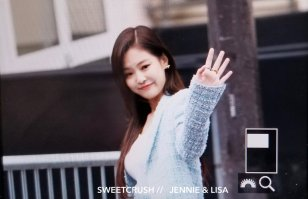 20-BLACKPINK Jennie Chanel Paris Fashion Week Fansite Photos